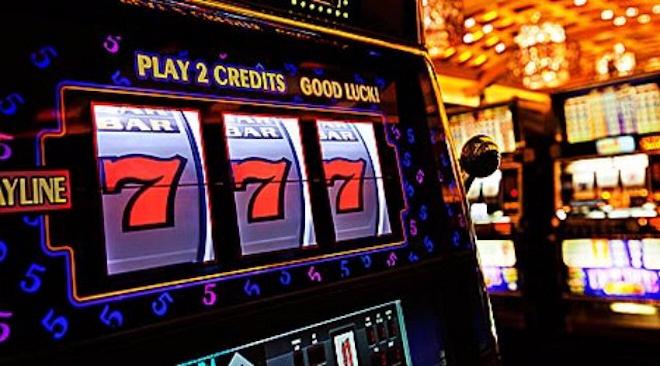 Большой выбор автоматов в казино