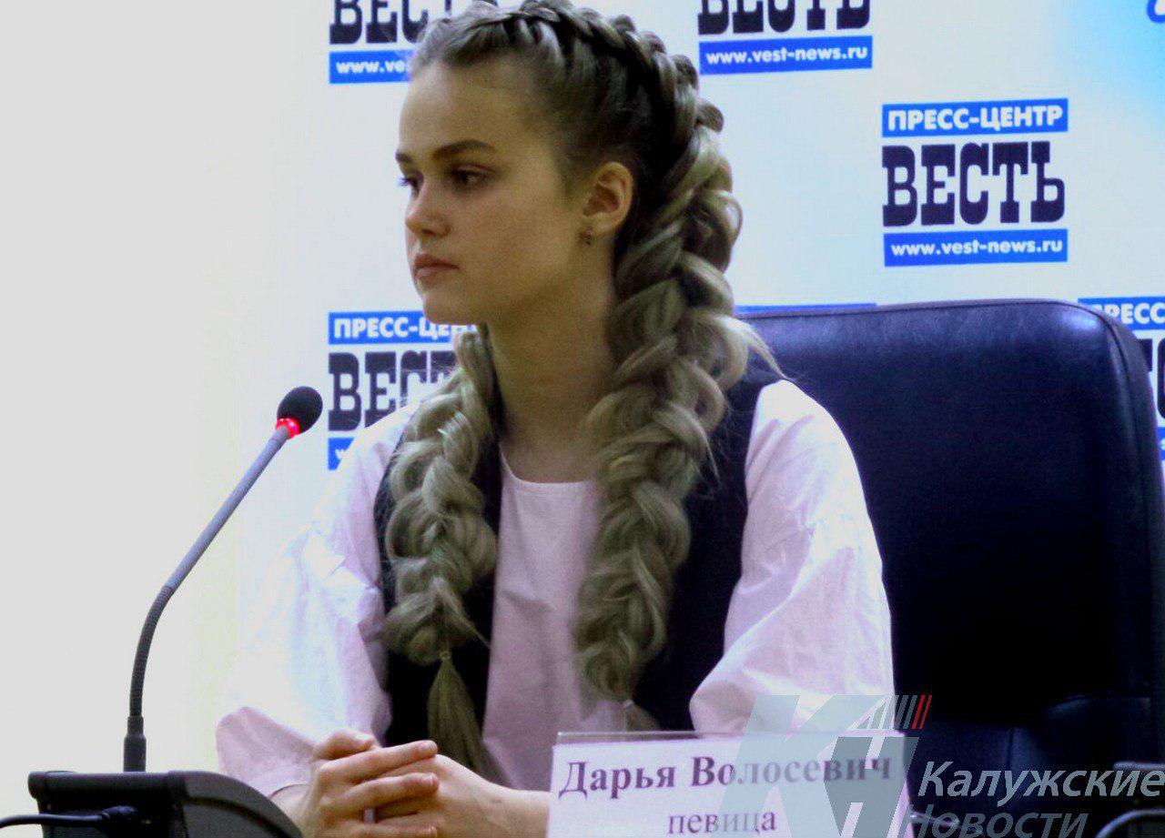 Девочка, покорившая интернет, споет на новом празднике в Калуге